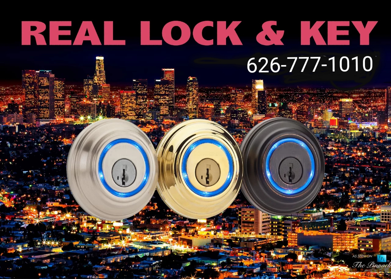 Home - Real Lock & Key, Pasadena | 626-777-1010 | Affordable Locksmith